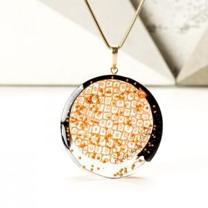 Naszyjnik na prezent - oryginalna biżuteria artystyczna