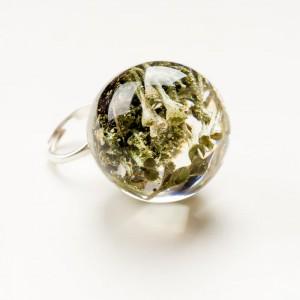 Oryginalne pierścionki srebrne.