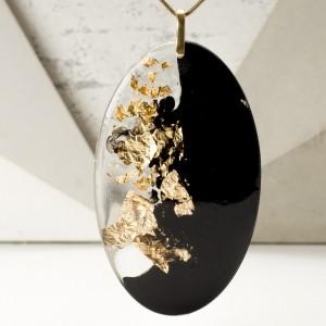Naszyjnik w nowoczesnej biżuterii.1
