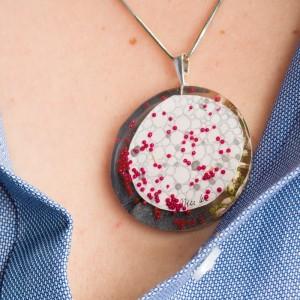 Naszyjnik i grafika w biżuterii.1