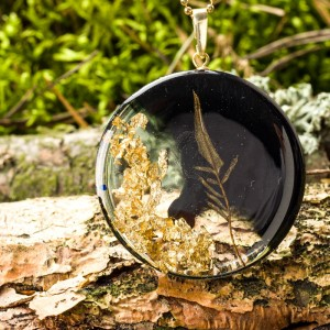 Inspiracja naturą w biżuterii.