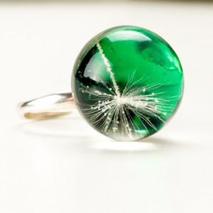 Pierścionek do zielonej sukienki.1