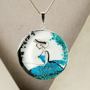Biżuteria autorska - prezent dla żony, mamy, przyjaciółki.