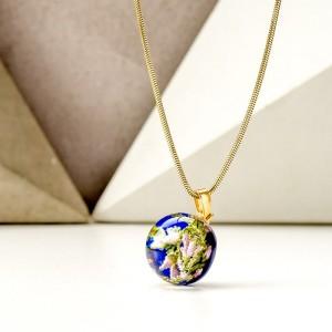 Prezenty pod choinkę, biżuteria z wrzosem